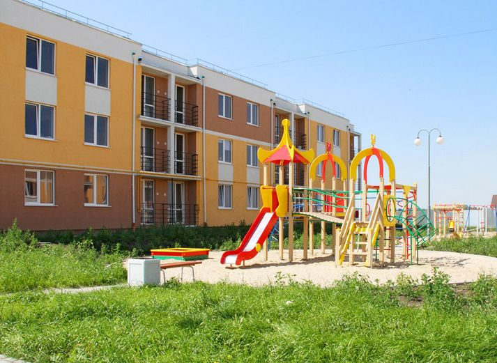 жилой комплекс Новое Голубево
