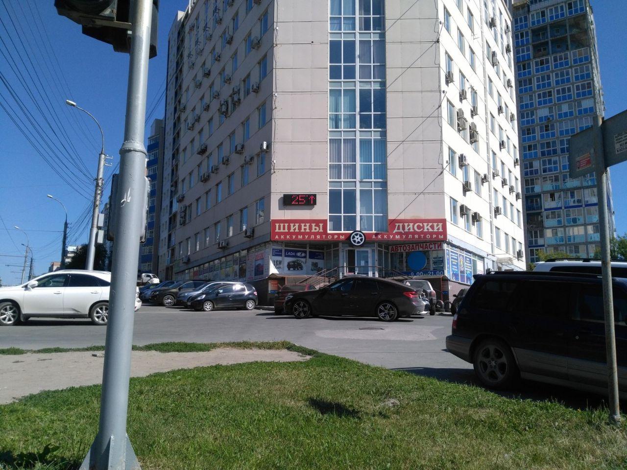продажа помещений в БЦ на ул. Красина, 54