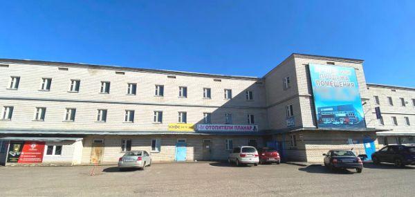 Торгово-офисный комплекс на Казанском проспекте, 224