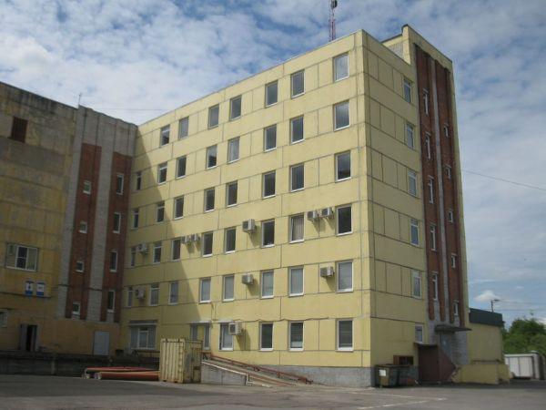 Офисно-складской комплекс СВК-Терминал