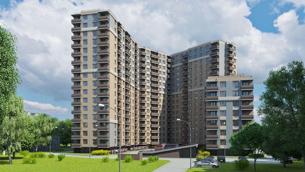 купить квартиру в ЖК Янтарь