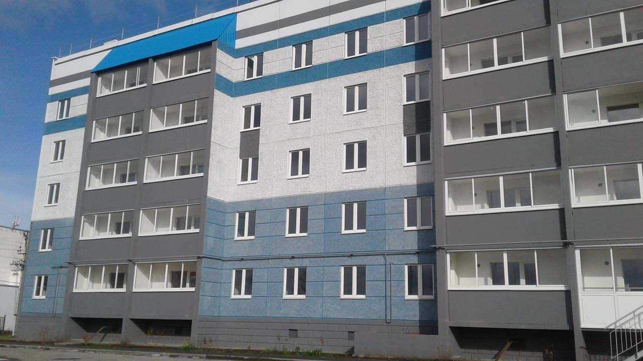 жилой комплекс по ул. Свердловская-Строительная-Кооперативная