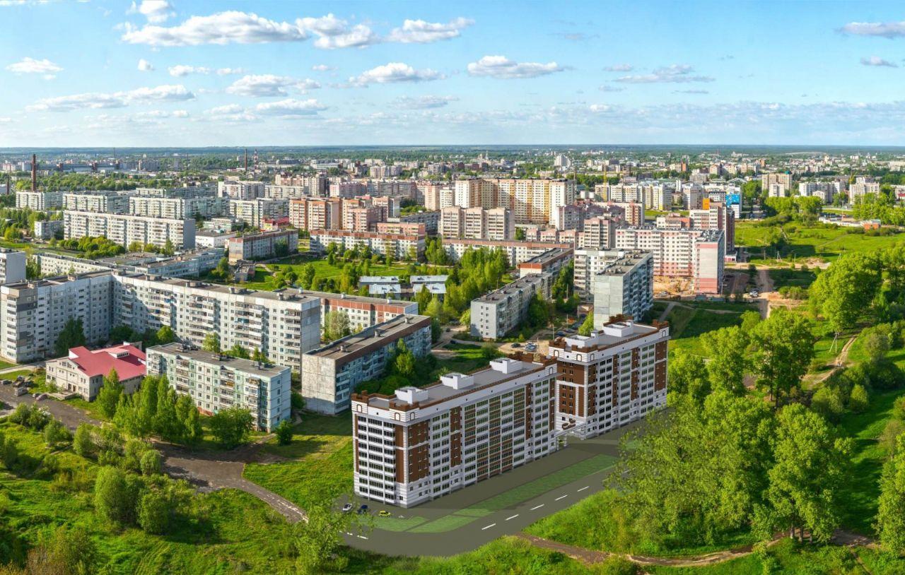 продажа квартир Осановские зори по ул. Новгородской