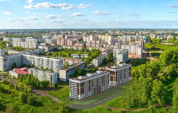 2-я Фотография ЖК «Осановские зори по ул. Новгородской»