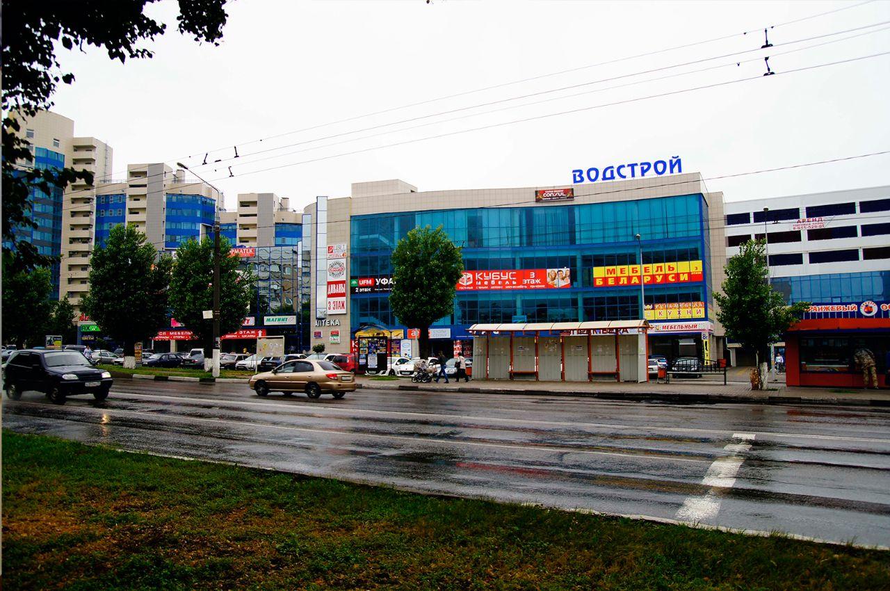 продажа помещений в ТЦ Водстрой