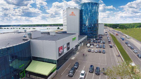 Торгово-деловой комплекс Новомосковский
