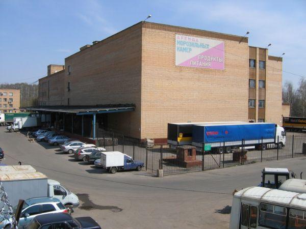 Офисно-складской комплекс Продснаб 93