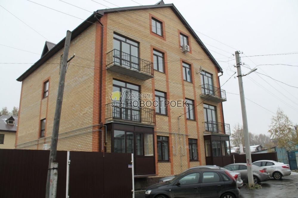 жилой комплекс по ул. П. Морозова, 66