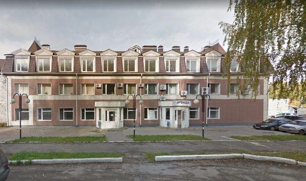 Административное здание на ул. Машиностроителей, 126