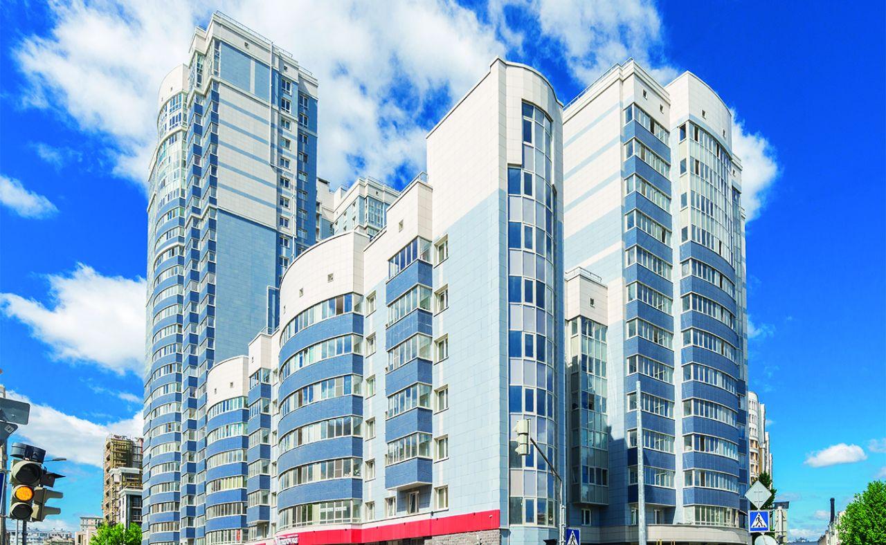 продажа квартир Небо Москвы