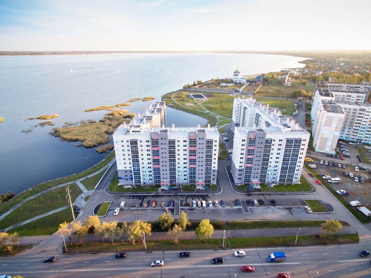 купить квартиру в ЖК Смолинский