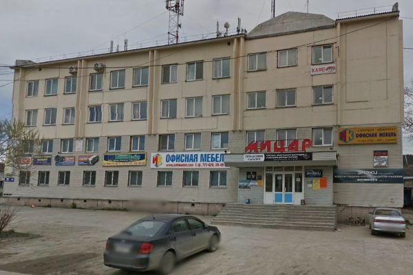 Бизнес-центр Мицар