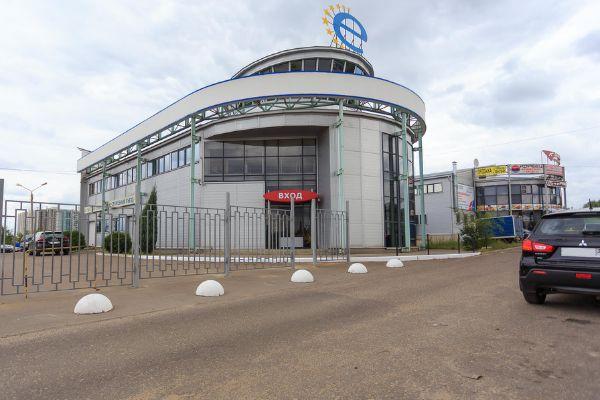Специализированный торговый центр Корвет