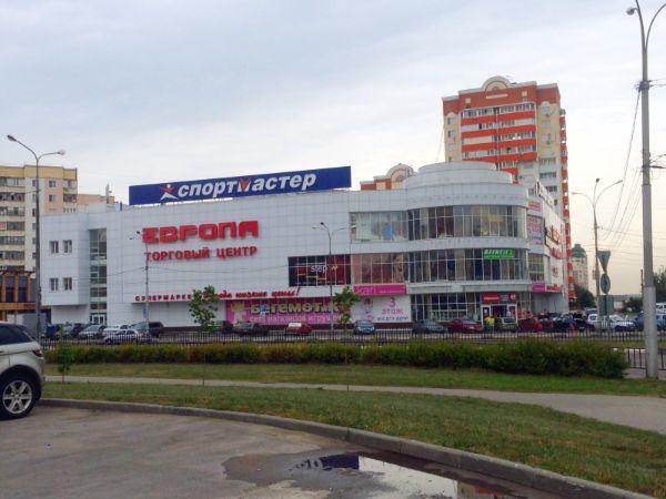 Торгово-развлекательный центр Европа 27