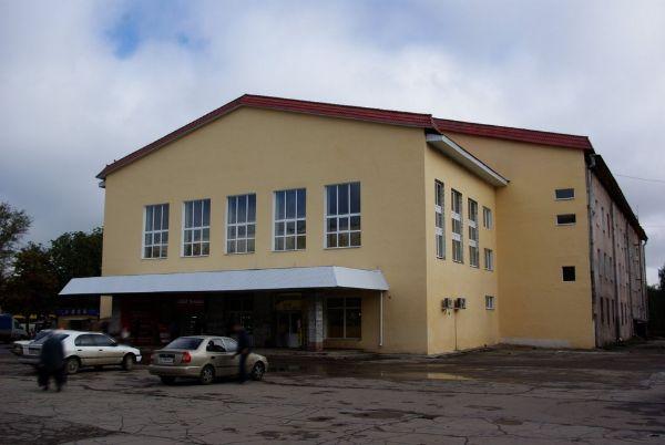 Торгово-офисный комплекс Кировский