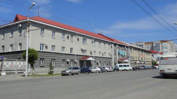 Офисное здание на ул. Коли Мяготина, 119