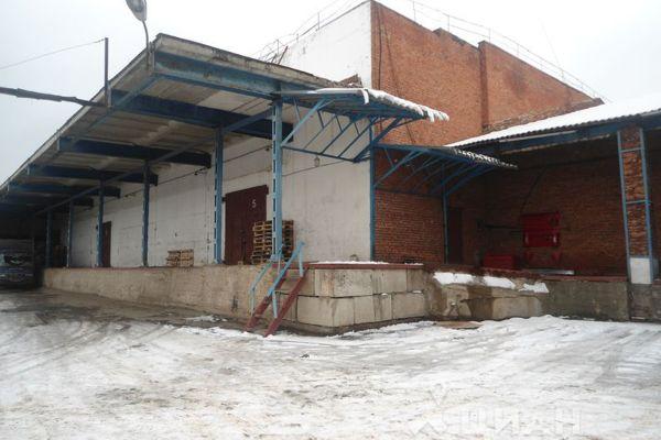 Складской комплекс на ул. Голублева, 97