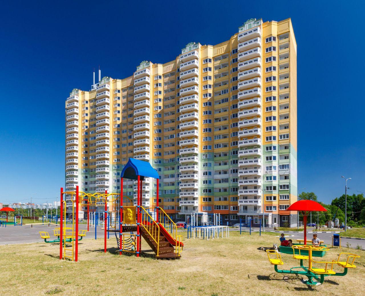 жилой комплекс Нижняя Китаевка
