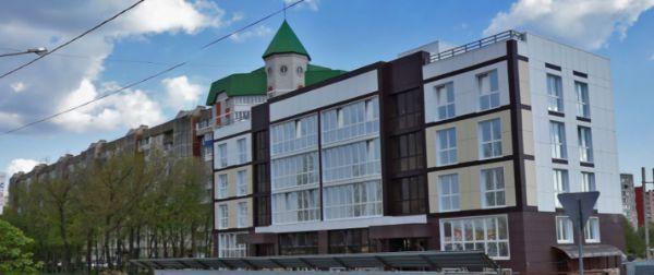 Торгово-офисный комплекс на ул. Коммунаров, 143В