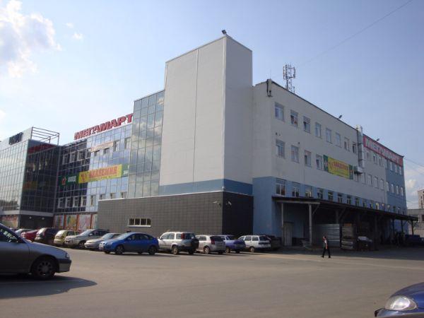 Многофункциональный комплекс на ул. Айвазовского, 53