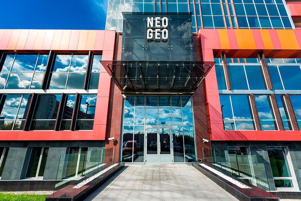 БЦ Neo-Geo Дизайнерский (Нео-Гео)