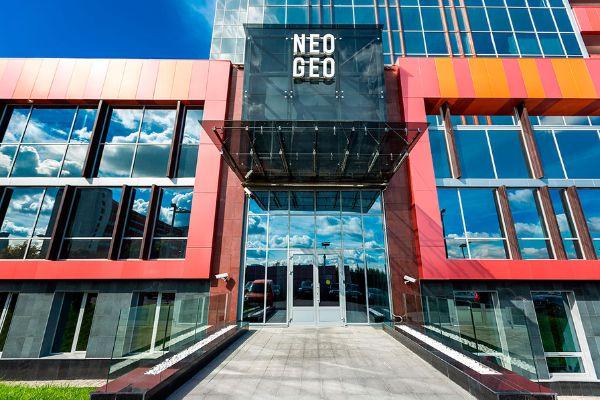Бизнес-центр Neo-Geo Дизайнерский (Нео-Гео)