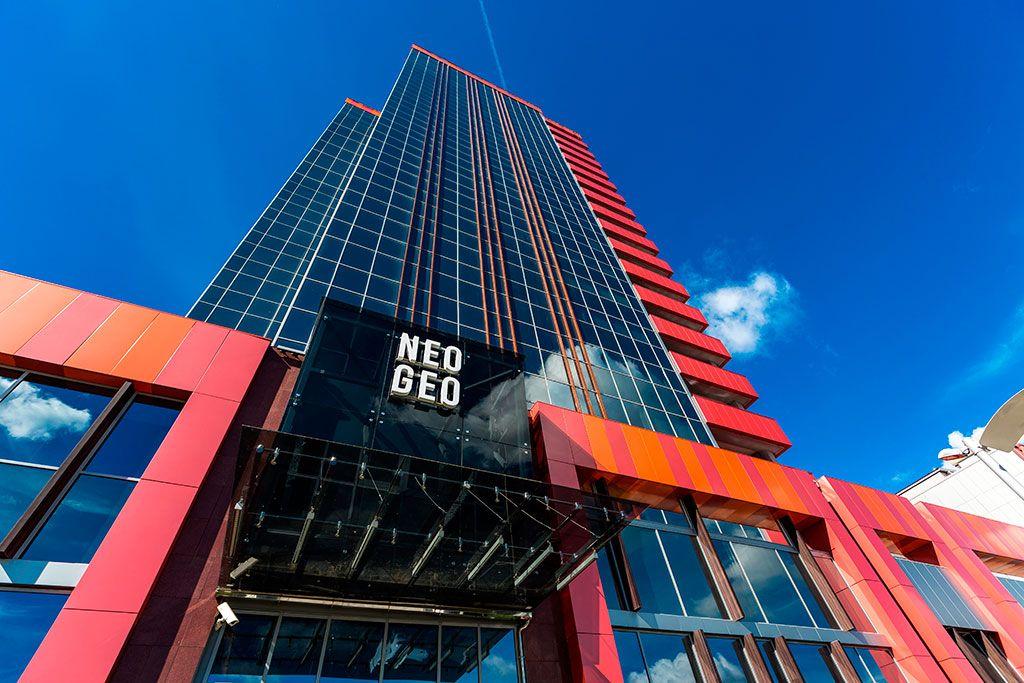 аренда помещений в БЦ Neo-Geo Дизайнерский (Нео-Гео)