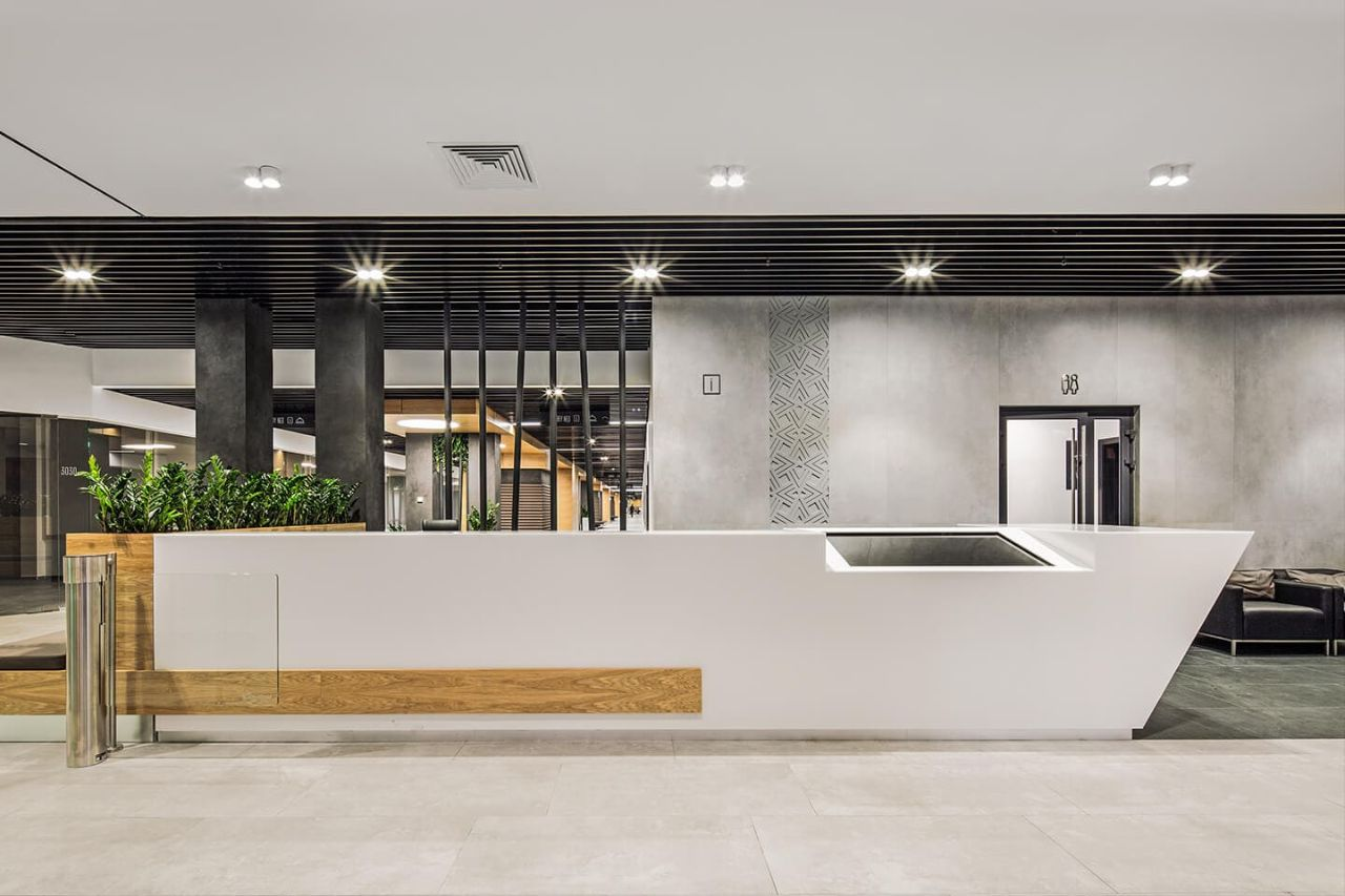 Бизнес Центр Neo-Geo Дизайнерский (Нео-Гео)