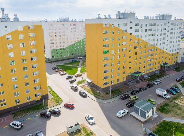4-я Фотография ЖК «Бурнаковский»