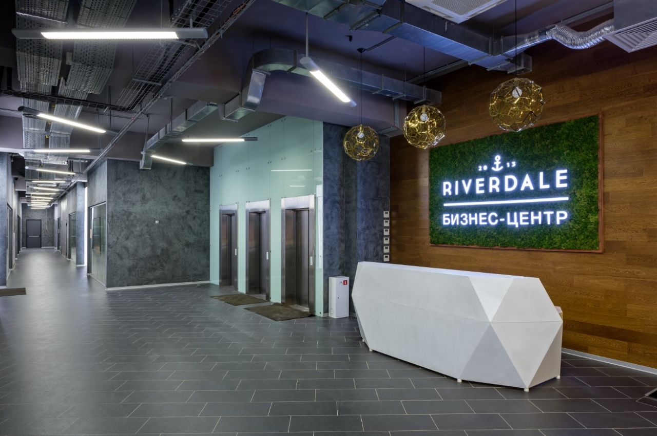 БЦ Riverdale (Ривердейл)