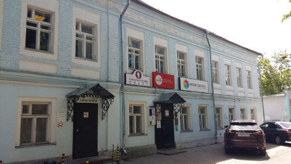 Отдельно стоящее здание на ул. Свердлова, 36