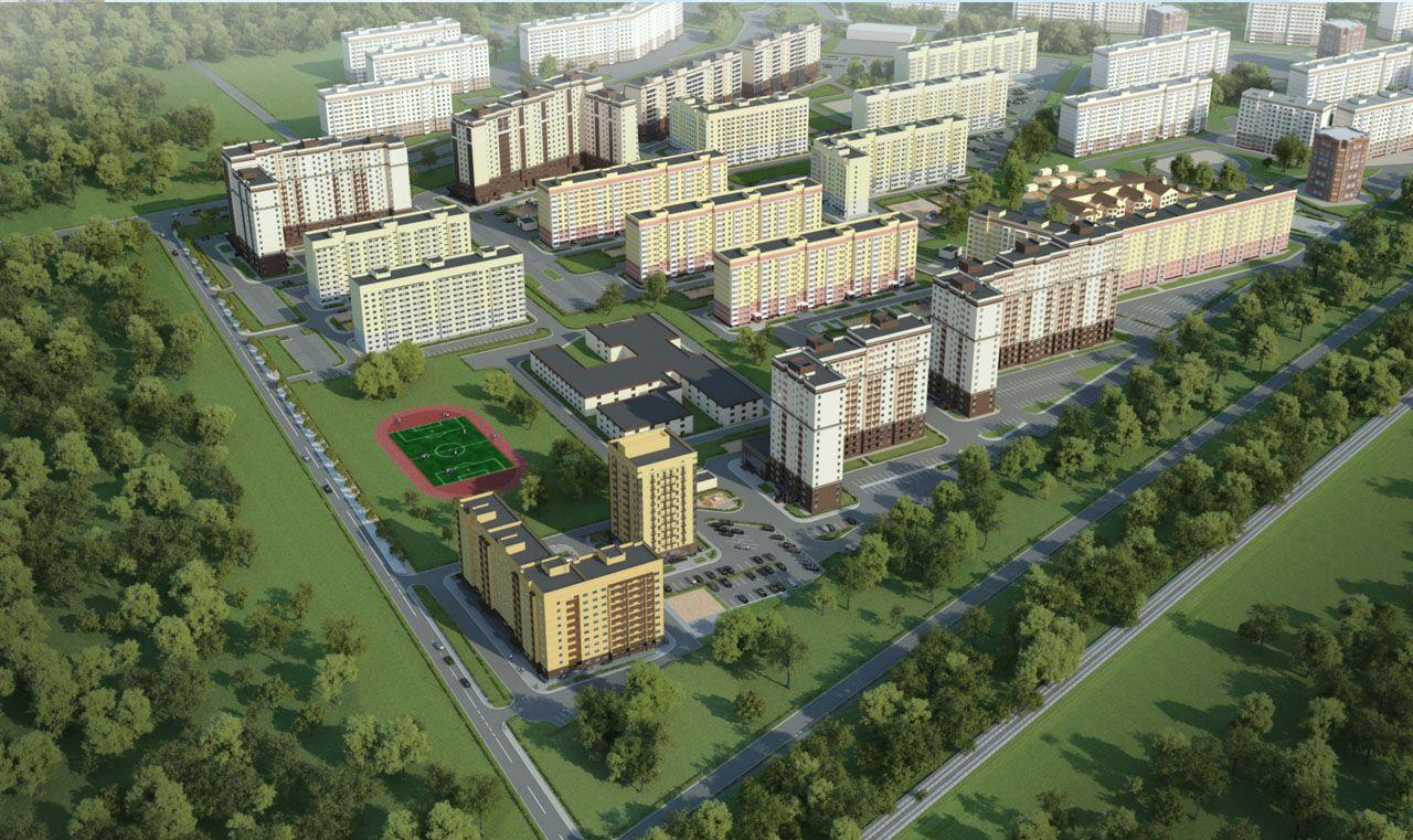 фото ЖК Эко-квартал Запрудный