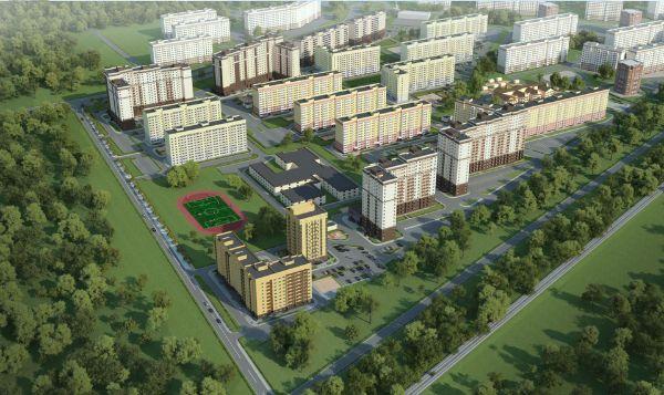 1-я Фотография ЖК «Эко-квартал Запрудный»