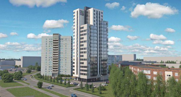 2-я Фотография ЖК «Sky Tower (Дом на Балтийской)»