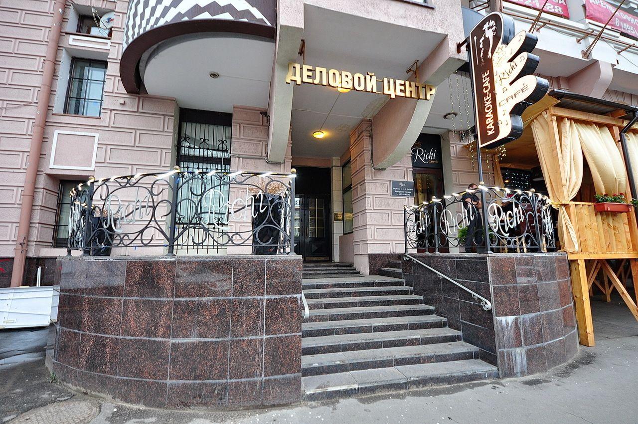 аренда помещений в БЦ Маяковская Плаза