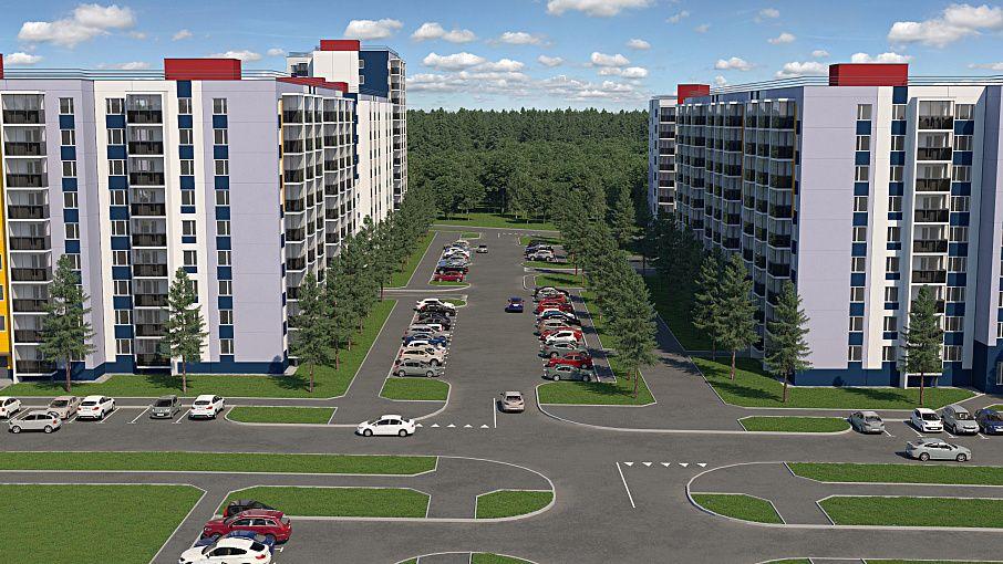 жилой комплекс Свиристель