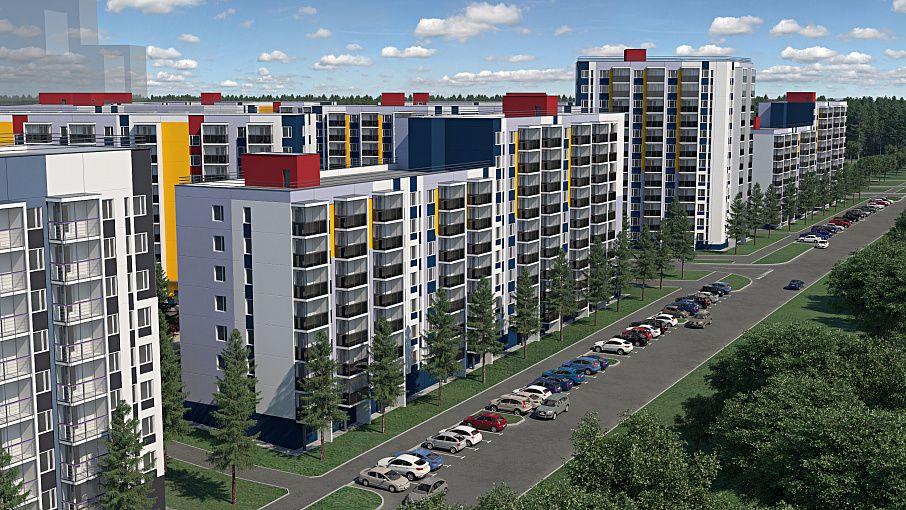 продажа квартир Свиристель