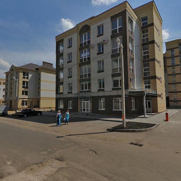 Бизнес-центр на ул. Студенецкая, 16Ак2
