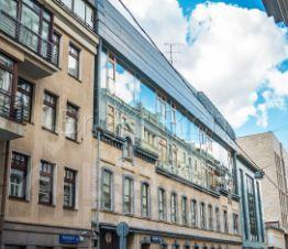 Снять офис в городе Москва Гагаринский переулок коммерческая недвижимость продажа г.салават