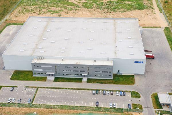 Производственно-складской комплекс в 3-м Восточном проезде, вл1
