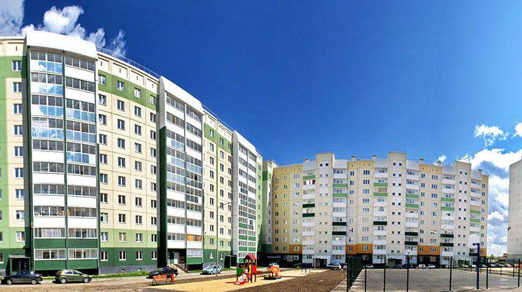жилой комплекс Парковый-2