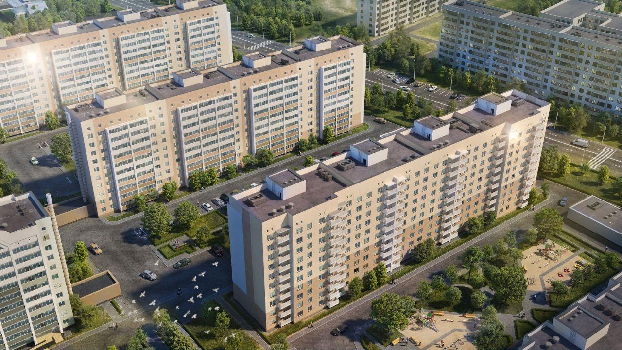 купить квартиру в ЖК Ближняя Весёловка