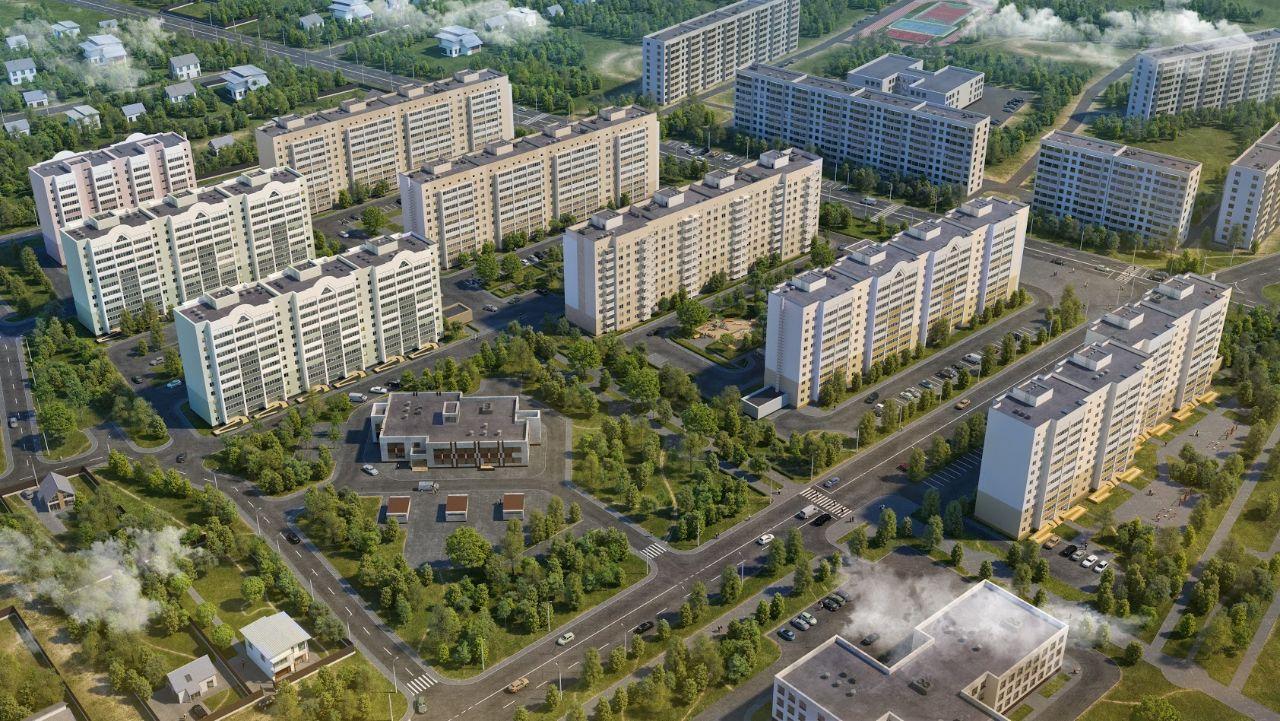 продажа квартир Ближняя Весёловка