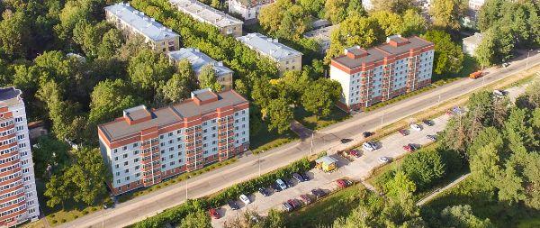 2-я Фотография ЖК «по ул. Комсомольская 7к.1»