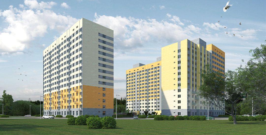 жилой комплекс Велотрек