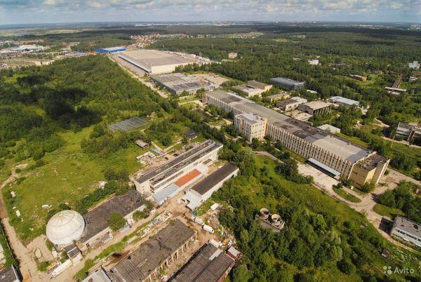 Производственно-складской комплекс на ул. Заводская, 2А