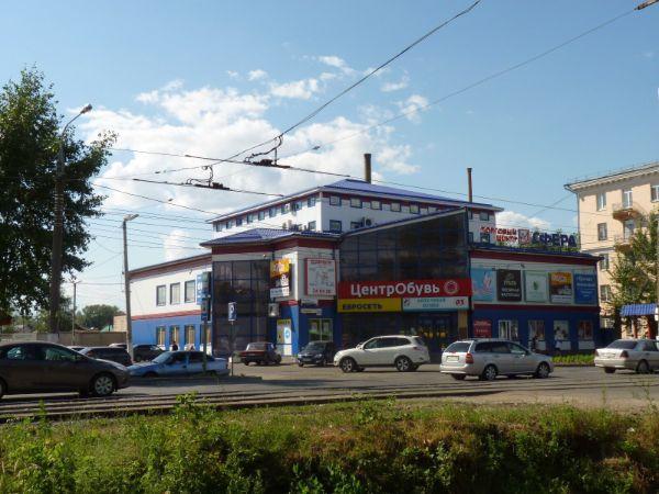 Торговый центр Сфера