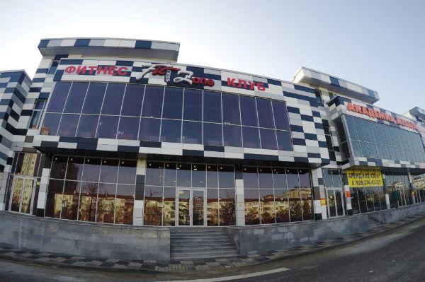 Торговый центр на ул. Пионерская, 2Б