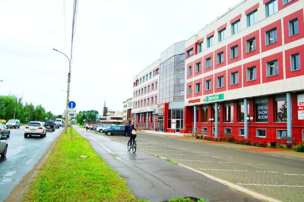 Бизнес-центр Старый порт