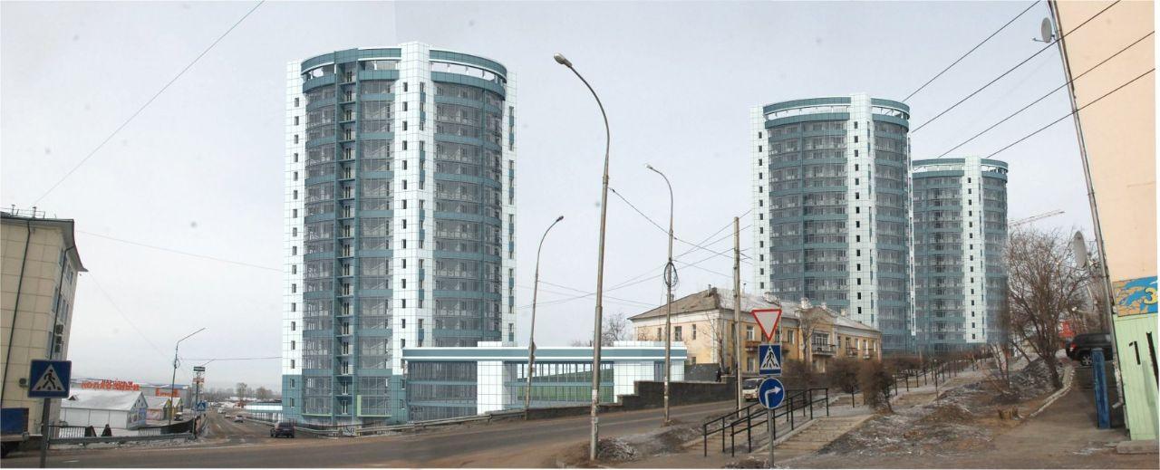 жилой комплекс Крепость-2